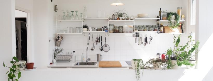 I 4 step fondamentali per il benessere in cucina: quali sono?