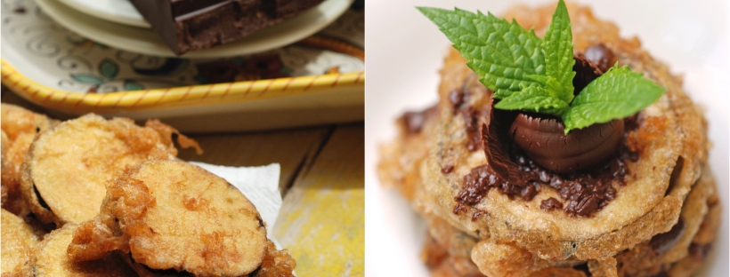 Professione Food Stylist: Melanzane al cioccolato Recipe Styling & Photo © Orsola Ciriello Kogan